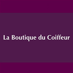 logo distributeur france la boutique du coiffeur logo